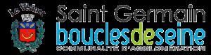 logos Vesinet + boucle seine
